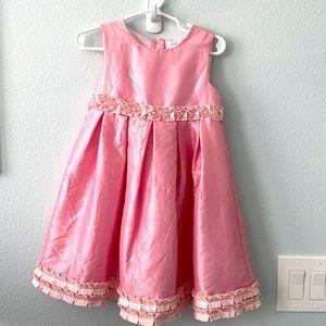 Girls' Pink Dress
